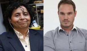 """Susel Paredes: """"Forsyth puede tener un gran futuro en la Presidencia de la República"""""""