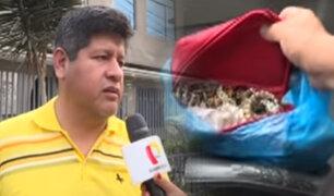 Miraflores: taxista devuelve bolso lleno de joyas a pasajeros