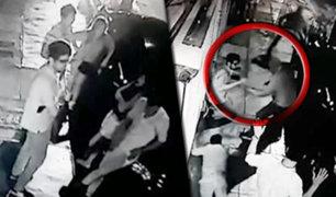 Pueblo Libre: delincuentes armados asaltan a grupo de jóvenes en puerta de condominio