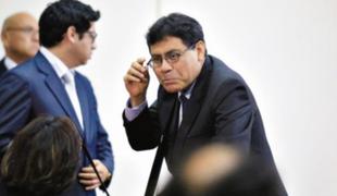 Fiscal Juárez: Hay elementos suficientes que acreditan sobornos en arbitrajes