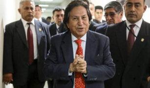 Juez admite a trámite hábeas corpus a favor de Alejandro Toledo