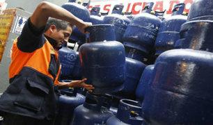 Balón de gas en Perú no es el más caro de la región