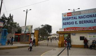 Hospital de Collique: denuncian que niño fue operado de testículo equivocado