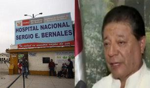 Hospital Sergio Bernales se pronuncia tras presunta negligencia en operación a niño