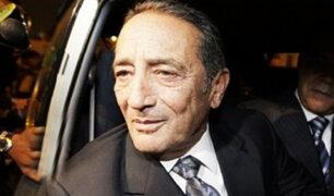 """Fiscal Rafael Vela: """"Acuerdo de colaboración con Josef Maiman ya está cerrado"""""""