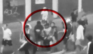 SJM: dos muertos y ocho heridos deja enfrentamiento entre presuntos barristas