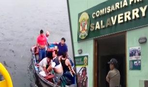 Trujillo: capturan a sujeto acusado de violar a su nieto