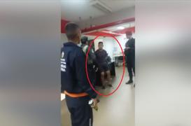 Frustran robo y capturan a delincuentes que ingresaron a almacén de la Municipalidad del Callao