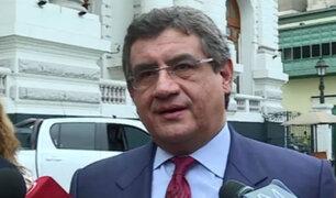 """Juan Sheput: Vizcarra se reúne solo con aquellos """"que piensan igual que él"""""""