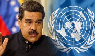 Nicolás Maduro solicita apoyo en la ONU contra eventual intervención armada