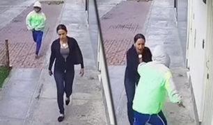 Vecinos denuncian que nada detiene asaltos en las calles de San Martín de Porres
