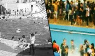 Jaen: denuncian que lugar donde funciona piscina para familias de noche es discoteca