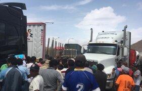 Arequipa: se registra alza en los mercados por paro de camioneros