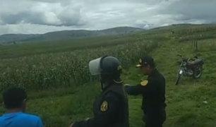 Huancayo: hallan cuerpo de niña de 9 años desaparecida hace tres días