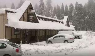 EEUU: tormenta invernal cobra sus primeras víctimas