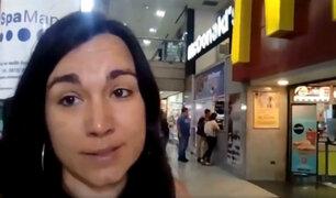 Venezuela: polémica por videos de española que niega crisis humanitaria
