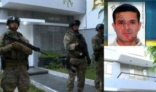 Surquillo: Policía abate a sujeto que realizaba disparos en vivienda