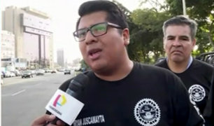 Asociación de Motociclistas del Perú en contra de proyecto de ley planteado por Miraflores