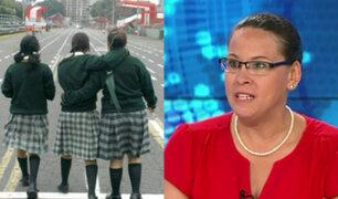 Save The Children: Son ilegales las sanciones a alumnos por no usar uniforme escolar