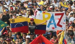 Venezuela Aid Live: más de 300 mil personas acudieron a megaconcierto