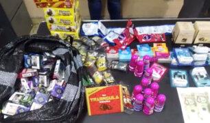 SJM: delincuentes asaltaron local de conocida cadena de tiendas