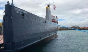Venezuela: barco con ayuda humanitaria proveniente de Puerto Rico recibe amenaza de fuego