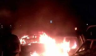 Huancavelica: turba tomó comisaría para ajusticiar delincuentes en Paucará