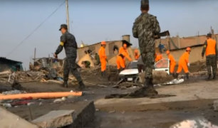 Ejército Peruano: los hombres detrás de labores en emergencias y desastres naturales