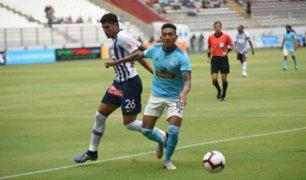 Sporting Cristal venció a Alianza Lima por la Liga 1