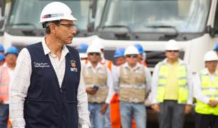 EXCLUSIVO: Obrainsa logró millonarios contratos cuando Vizcarra era ministro