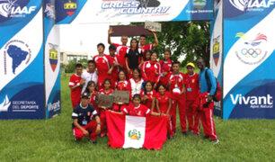 Perú se consagra campeón de cross country en Sudamericano de Guayaquil