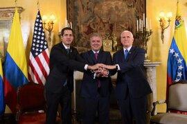 Estados Unidos: Nicolás Maduro debe irse,  la lucha en Venezuela es entre dictadura y democracia