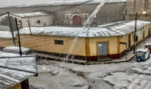 Anciana de 80 años murió por hipotermia tras granizada en Ayacucho