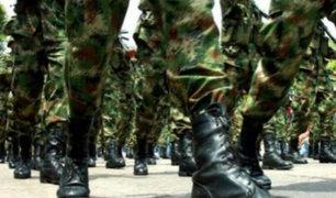 Venezuela: más de 160 militares desertaron y cruzaron a Colombia