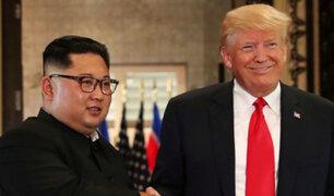 Donald Trump se reunirá nuevamente con Kim Jong-un en Hanoi este miércoles
