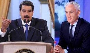 Este es el video que incomodó a Maduro y originó que retuviera a un equipo periodístico