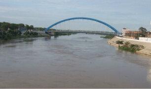 Alerta máxima ante eventual desborde del río Piura