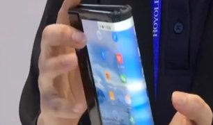 España: feria tecnológica muestra los últimos avances en telefonía celular