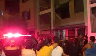 SMP: taxista es asesinado a balazos al interior de cabina de internet