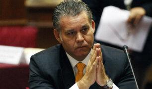 Poder Judicial dispuso excarcelación de Víctor Albrecht