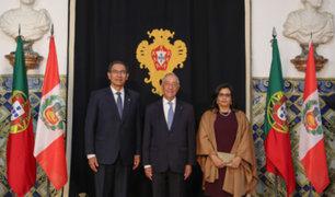 Perú y Portugal firman acuerdos para facilitar visa de trabajo a jóvenes