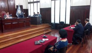 Dictan impedimento de salida contra juez Raúl Salcedo por caso 'Cuellos Blancos del Puerto'