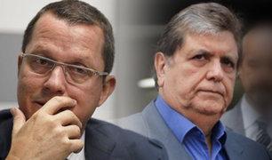 "Erasmo Reyna: ""Jorge Barata contactó con Alan García para conferencia en Brasil"""