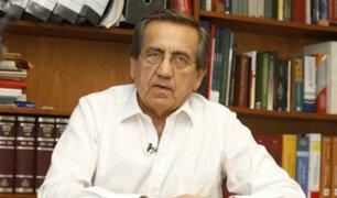 Del Castillo asegura que desconocía que su asesor también trabajó para Chávarry