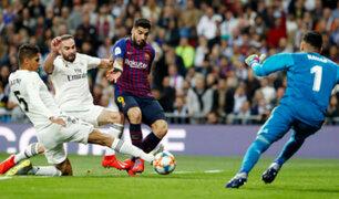 Real Madrid vs. Barcelona: así reaccionó la prensa tras la goleada a los 'merengues'