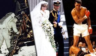 Estos fueron los acontecimientos televisivos más vistos en la historia
