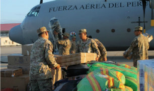 Piura: disponen 17 toneladas de ayuda humanitaria para afectados por lluvias