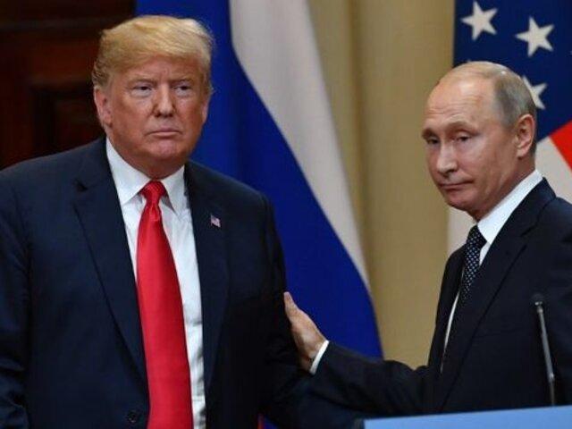 EEUU anuncia su retiro del tratado de desarme nuclear con Rusia