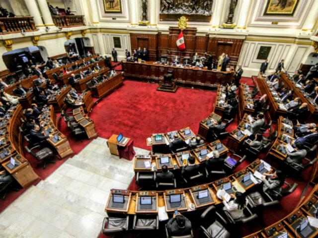 Congresistas opinan sobre designación de Salvador del Solar como Premier