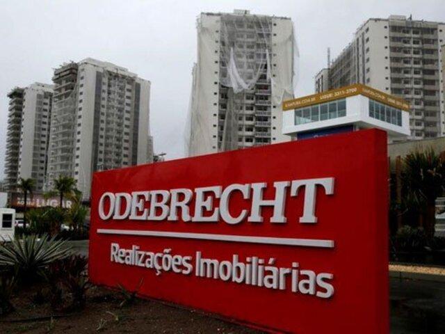 Caso Odebrecht: PJ dictará primera sentencia este 11 de junio